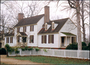Colonial Williamsburg Historic Original Paint Colors Analyzed By Frank S Welsh